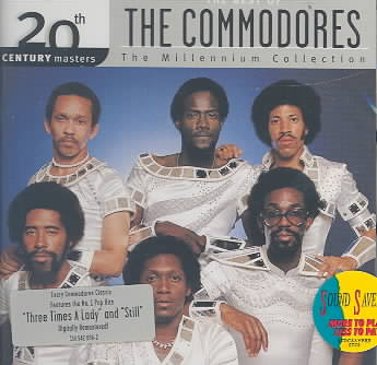 20TH CENTURY MASTERS:MILLENNIUM COLLE BY COMMODORES (CD)