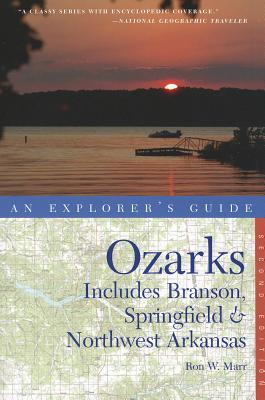 Explorer's Guide Ozarks By Marr, Ron W.